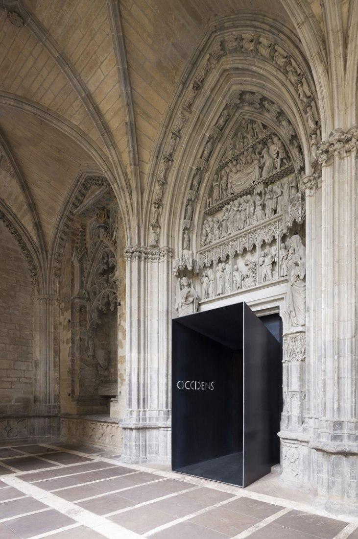 Museo Occidens por Vaillo+Irigaray. Fotografía © Rubén Pérez Bescós.