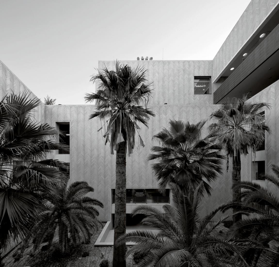 Patio del Souks de Beirut (1996 – 2009), Líbano. © Duccio Malagamba. Rafael Moneo. Porfolio Internacional 1985-2012.