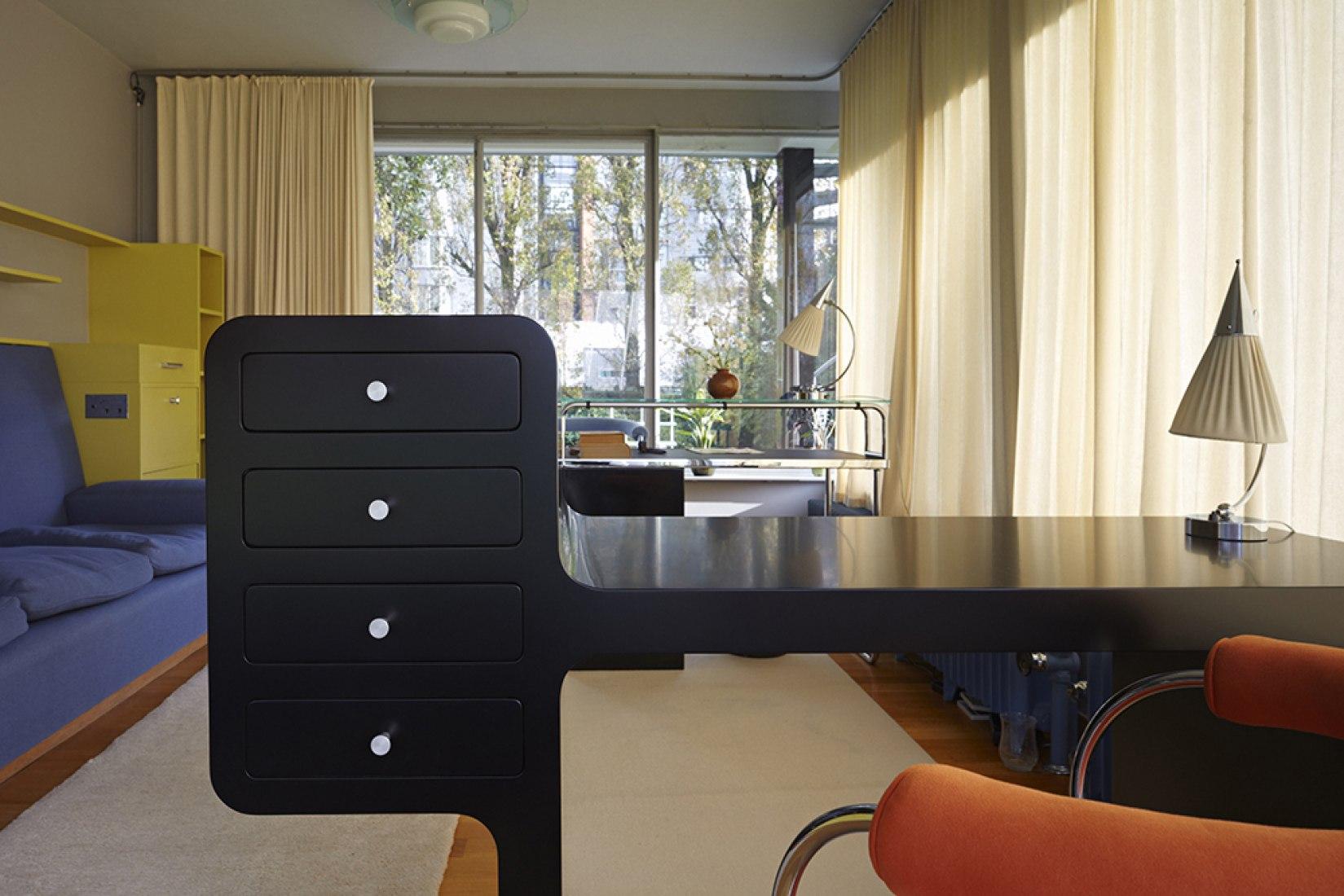 Diseño por Hutten en la Casa Sonneveld