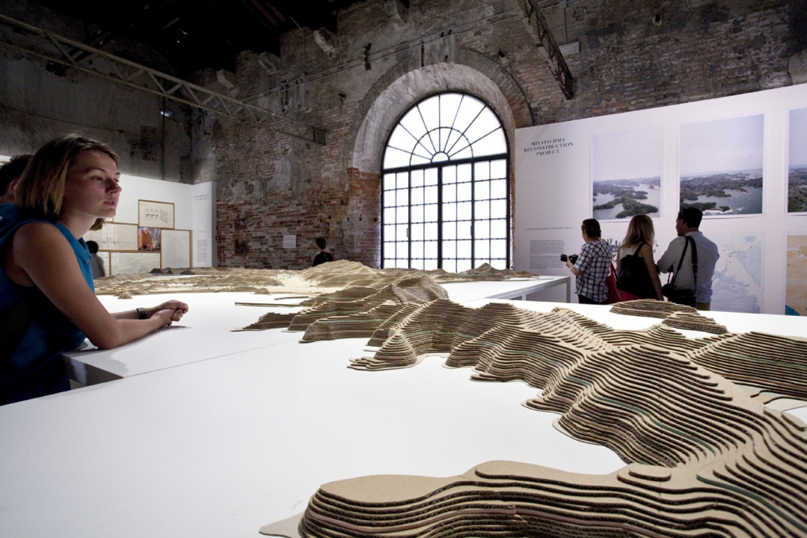Contribution to the Venice Biennale 2012.