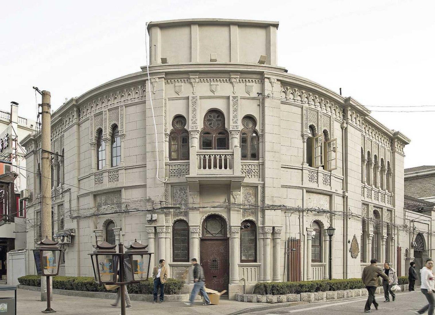 Antonio Ramos´s house. 250, Duolon Lu, Shangai 1924. Photography © Monste Zamorano.