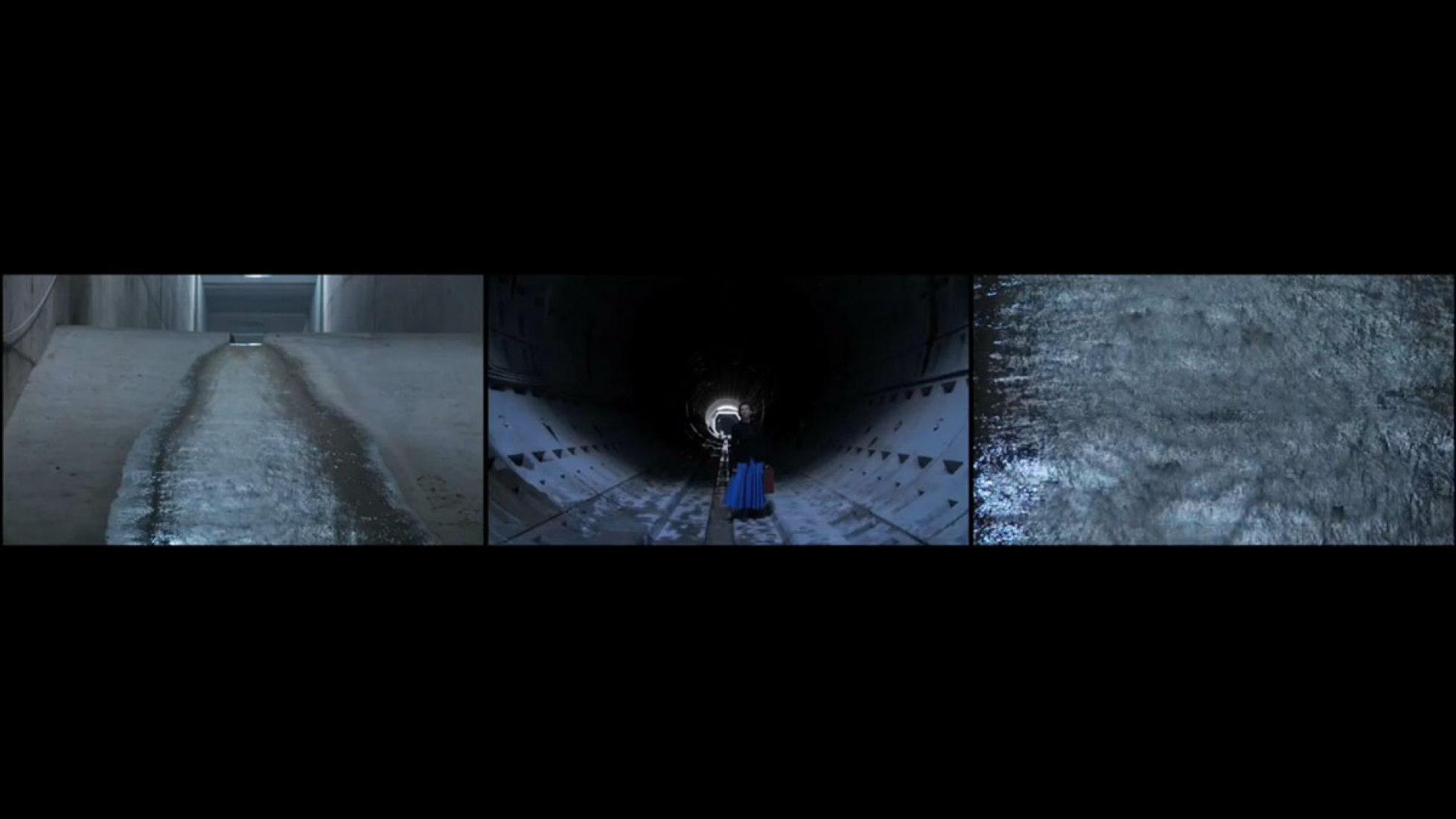 Stormwater. Video screenshot.  By Estrella Sonora - Tom Skipp