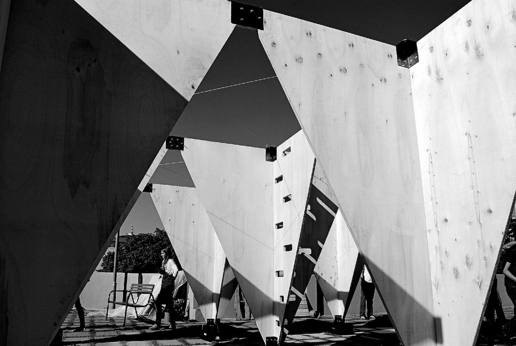 Mat-building, taller vertical por Arquitectura-G (2010). Fotografía © UIC.