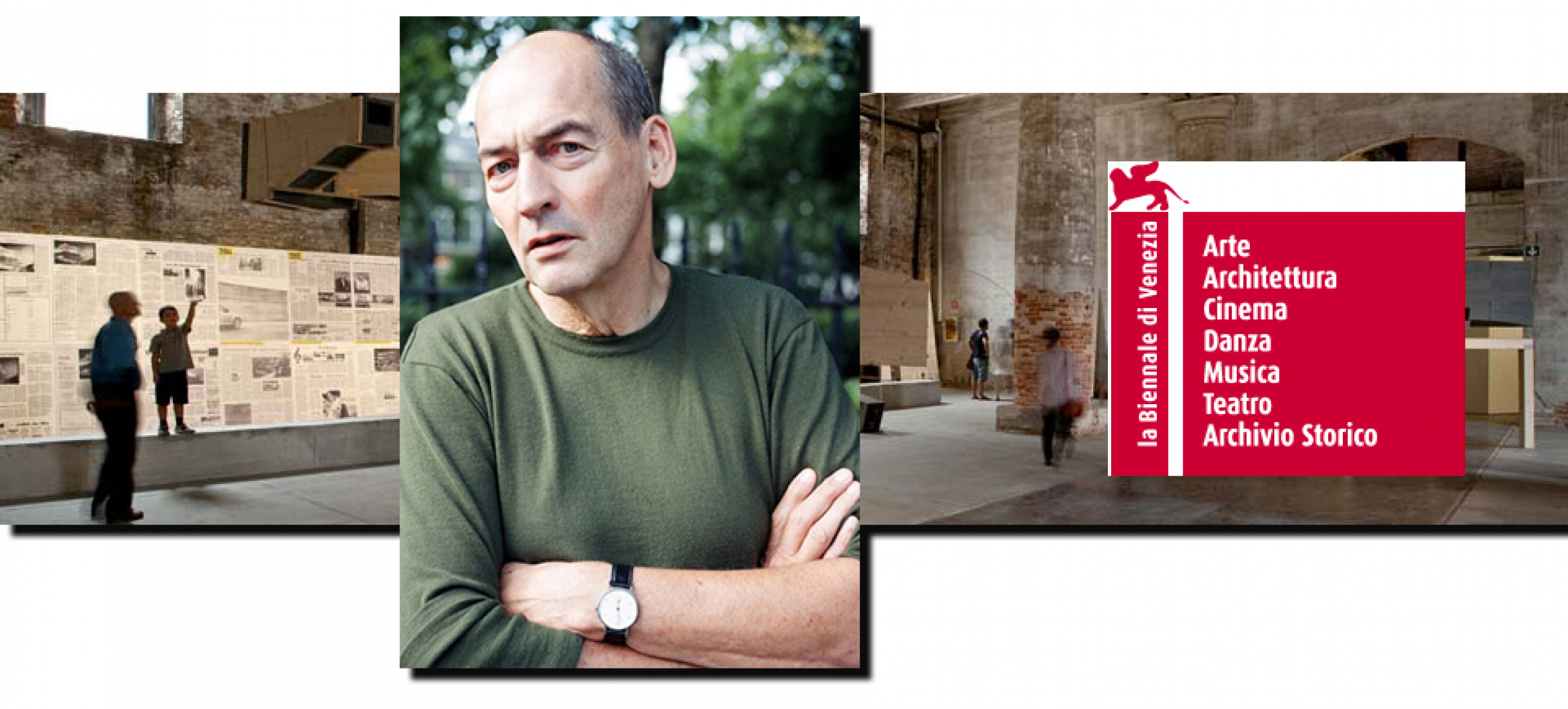 Fundamentals Rem Koolhaas announces the issue for the Venice Biennale 2014