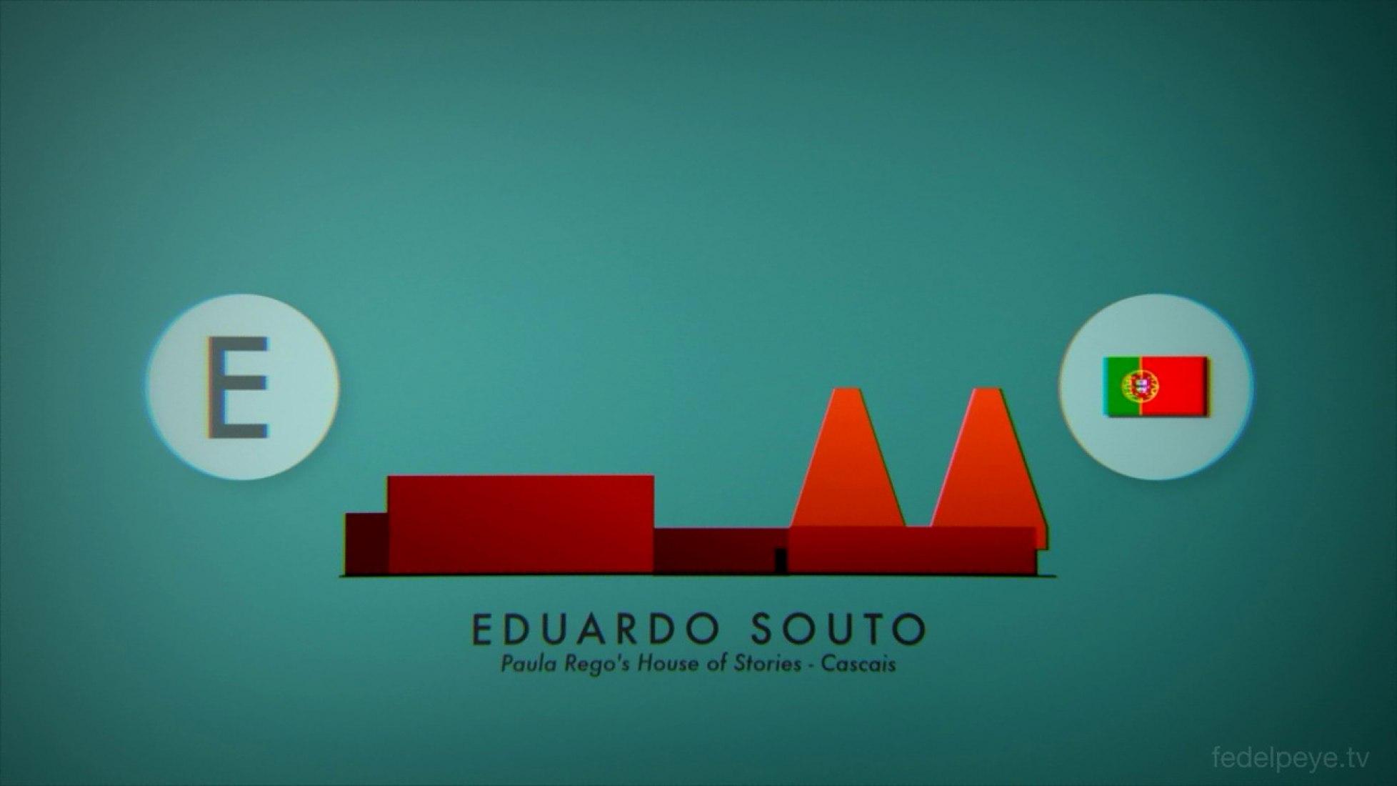 Eduardo Souto de Moura  Paula Rego`s house of stories.  Cascais.