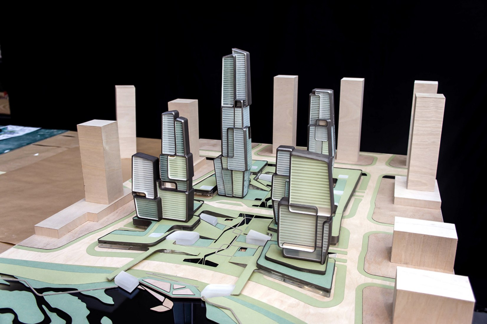Overview model.