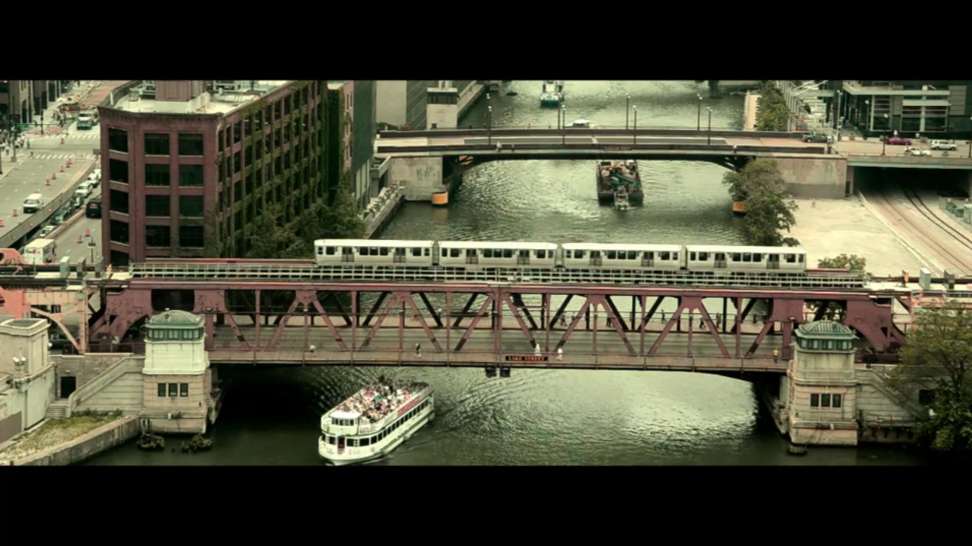 Waterline: Chicago. Por Spirit of Space