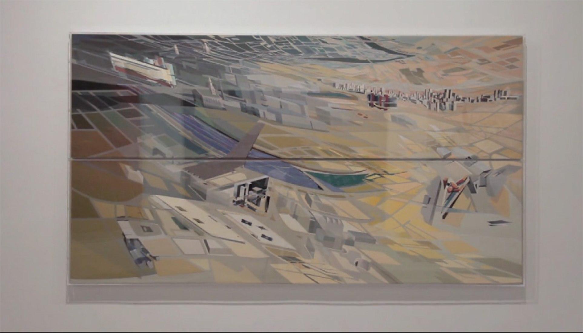 Imagen de la exposición de Ivorypress Madrid.