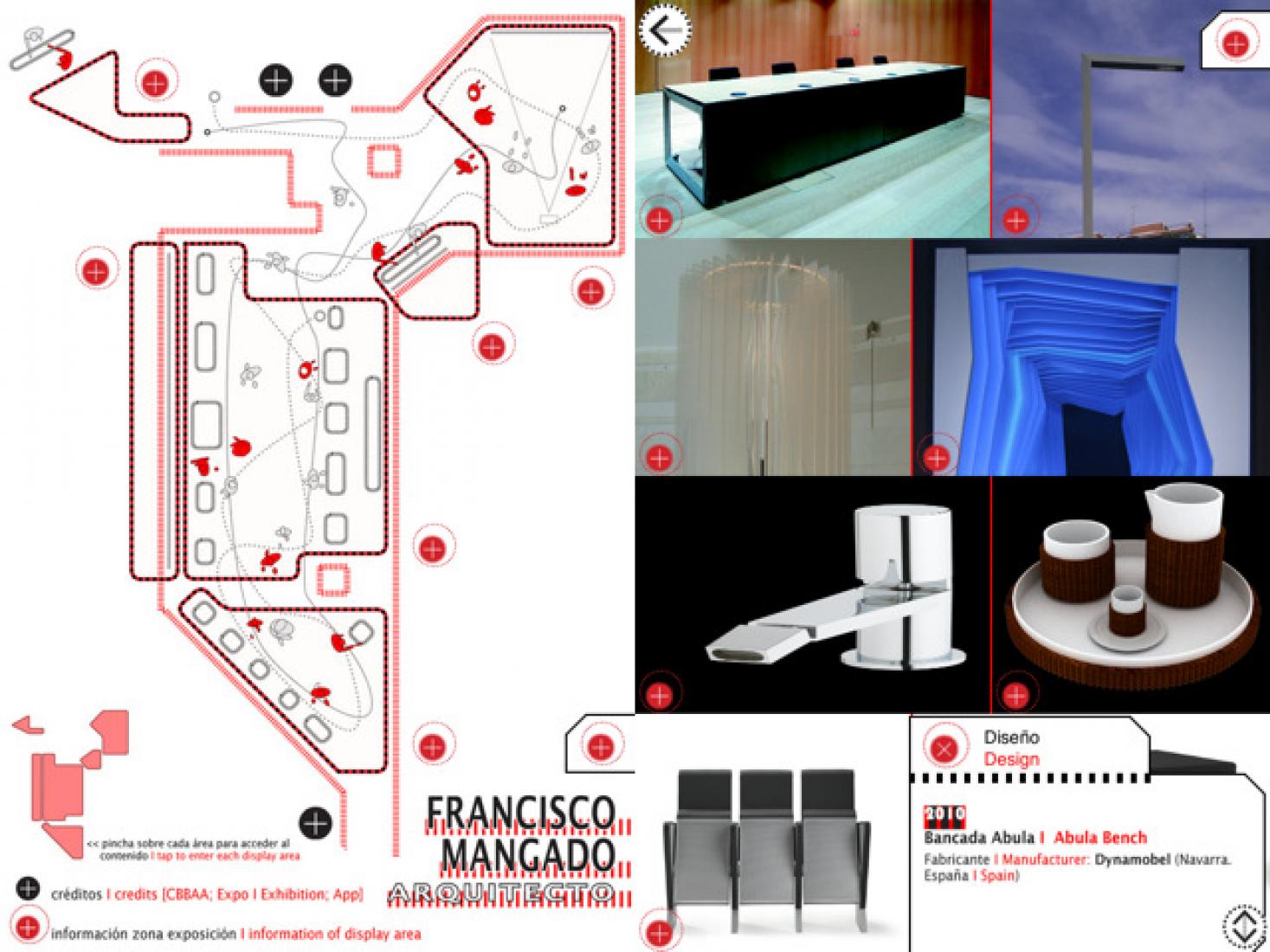 Francisco Mangado. Architect (iphone)