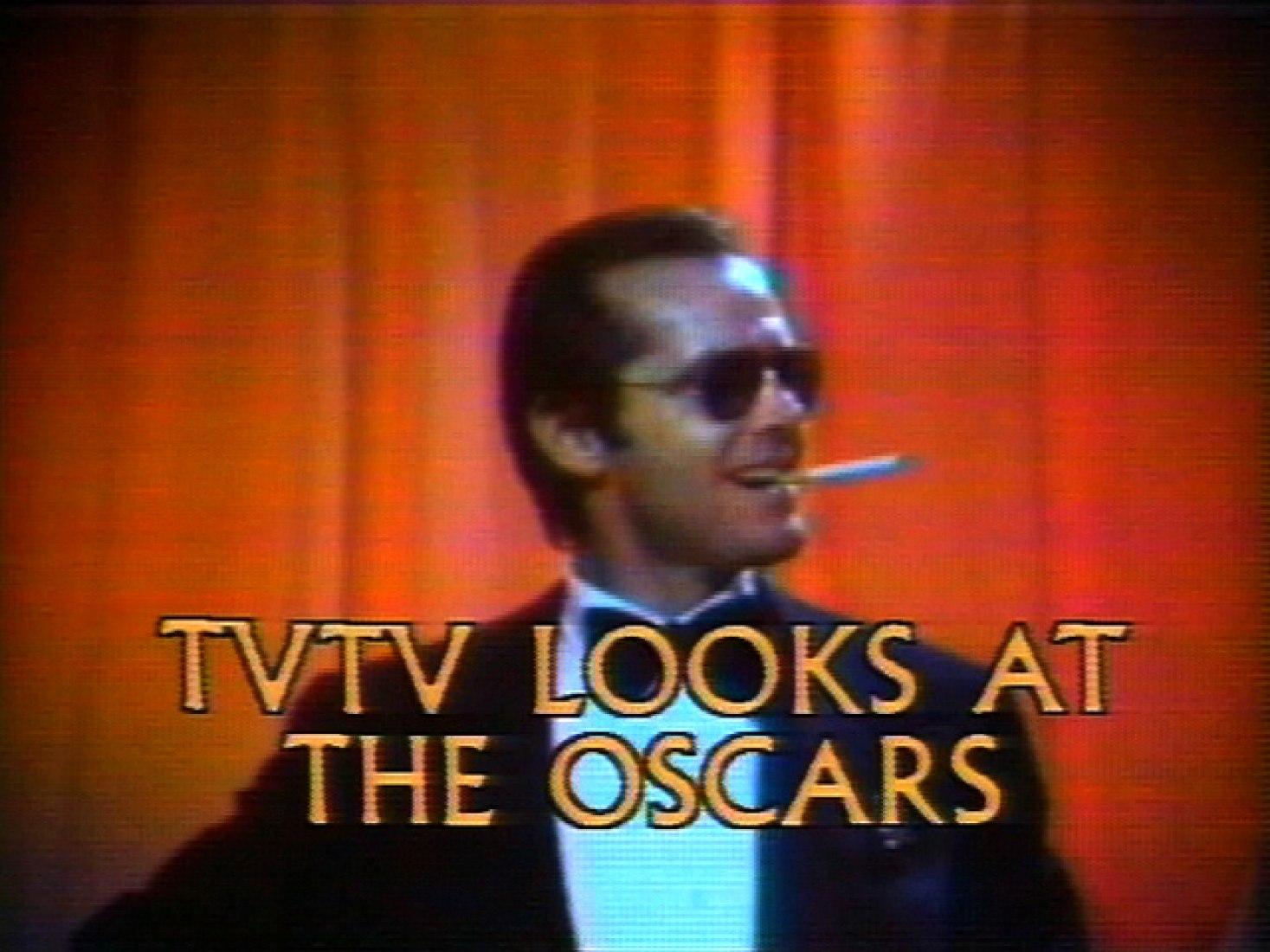TVTV Looks at the Oscars, 1976. Courtesy Electronic Arts Intermix (EAI), New York.