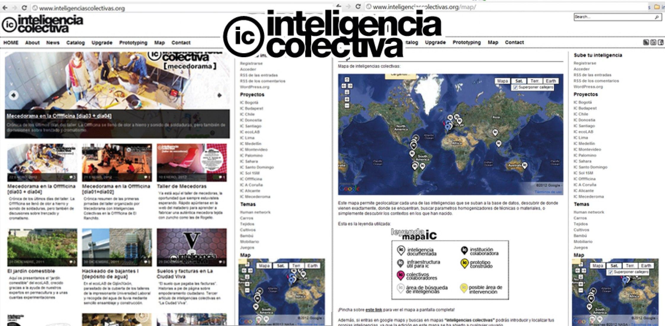 Premio arquia/próxima 2012, dotado de 15.000 euros, ha recaído en 'INTELIGENCIA COLECTIVA 2.0' del colectivo ZOOHAUS.