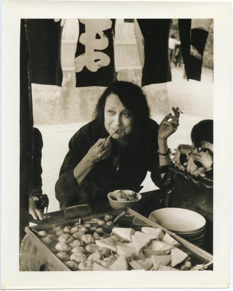 Lina Bo Bardi 1978. Fotografía © Instituto Lina Bo e P.M. Bardi.