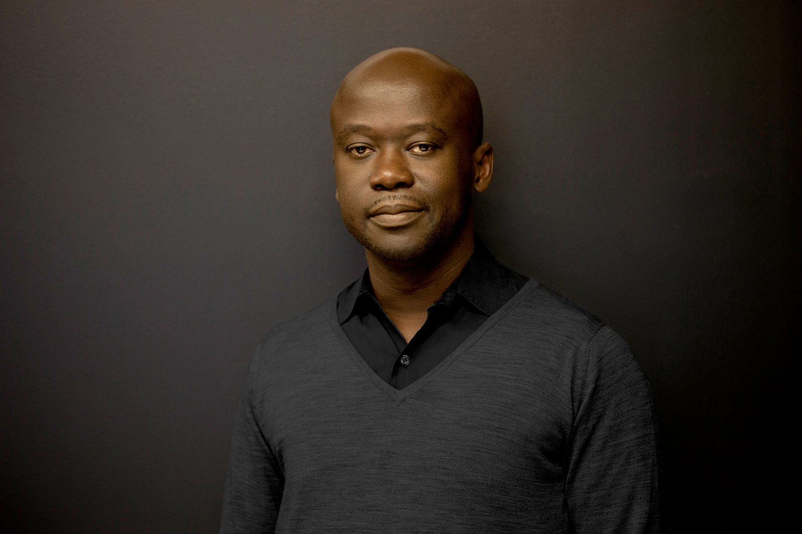 David Adjaye. Photograph by Ed Reeve