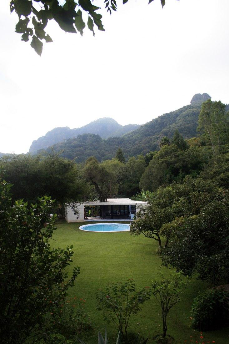 Lounge Tepoztlan por Cadaval & Solà-Morales. Fotografía © Diego Berruecos.