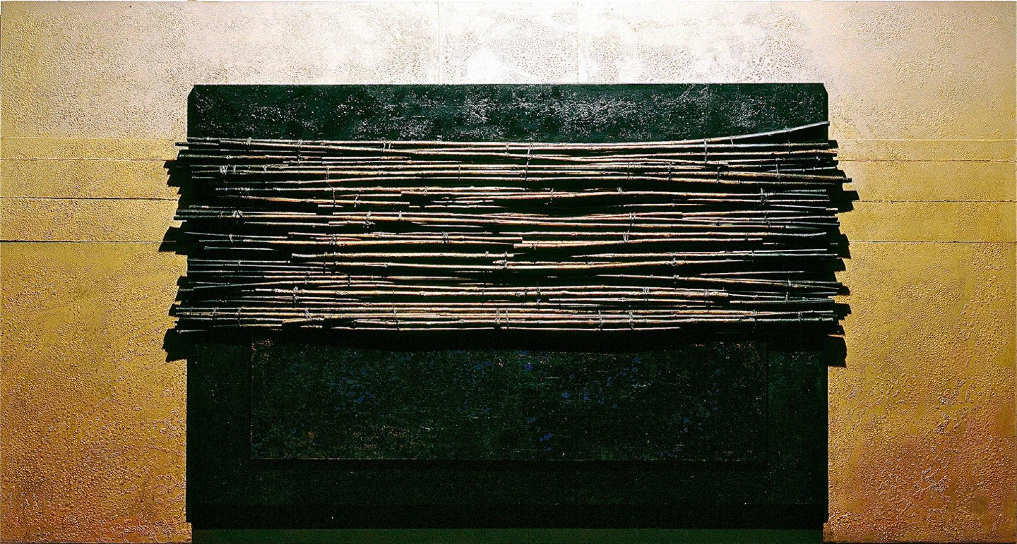Farreras. 813A.  130 x 242.  2007. Imagen cortesía de la exposición.