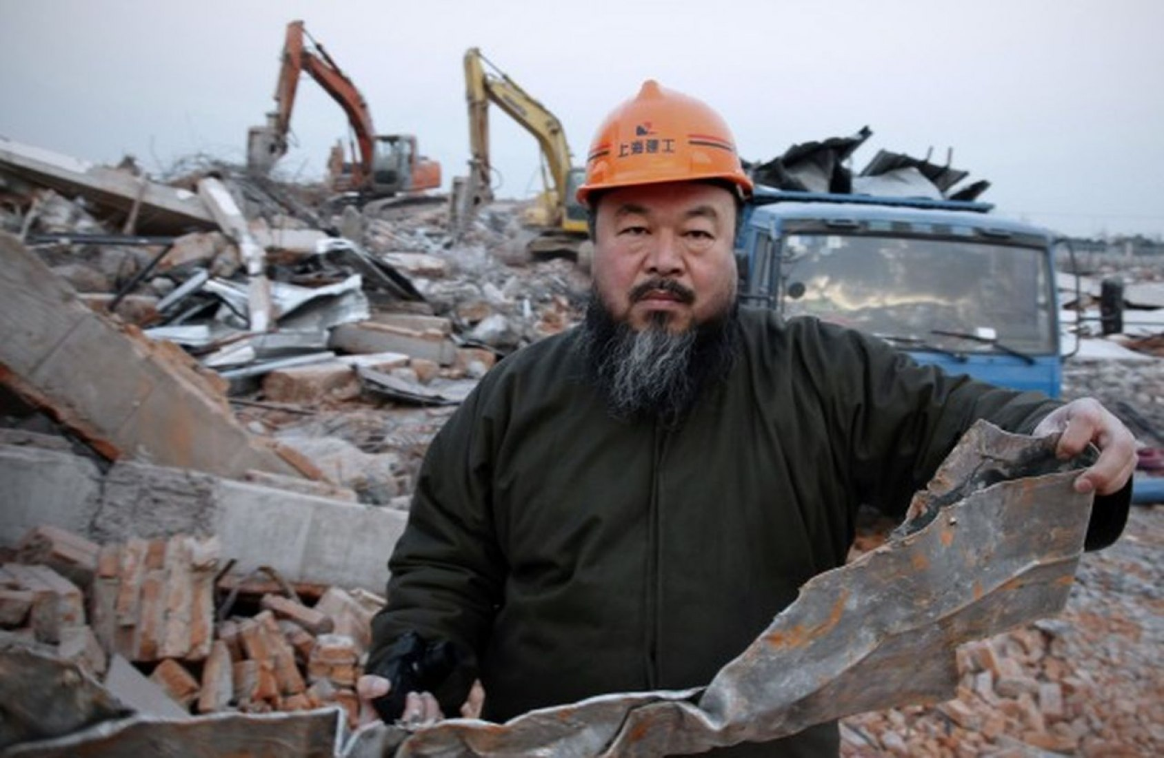 AI WEIWEI Person of the Year TIME