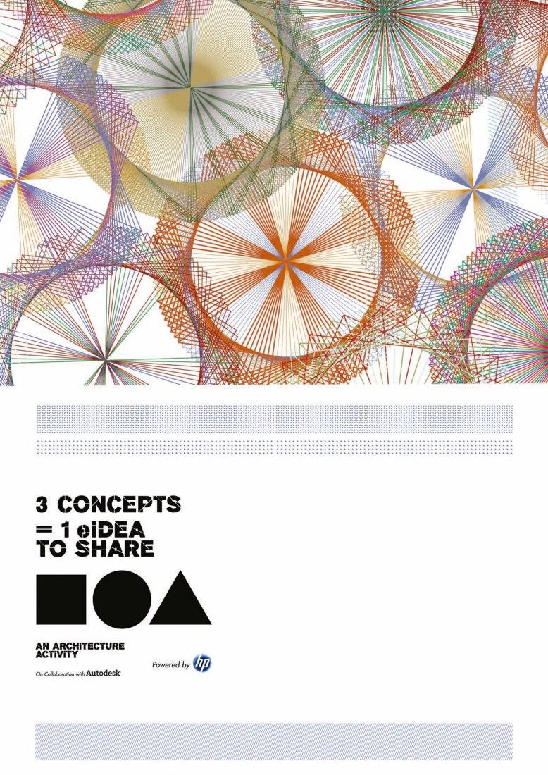 3Concepts 1e-IDEA | Concruso de Arquitectura
