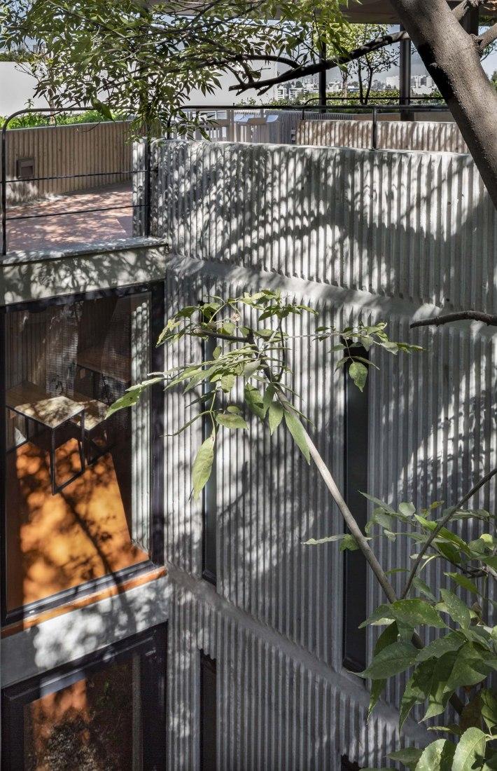 Housing Interlomas por A-001 Taller de Arquitectura. Fotografía por Sandra Pereznieto