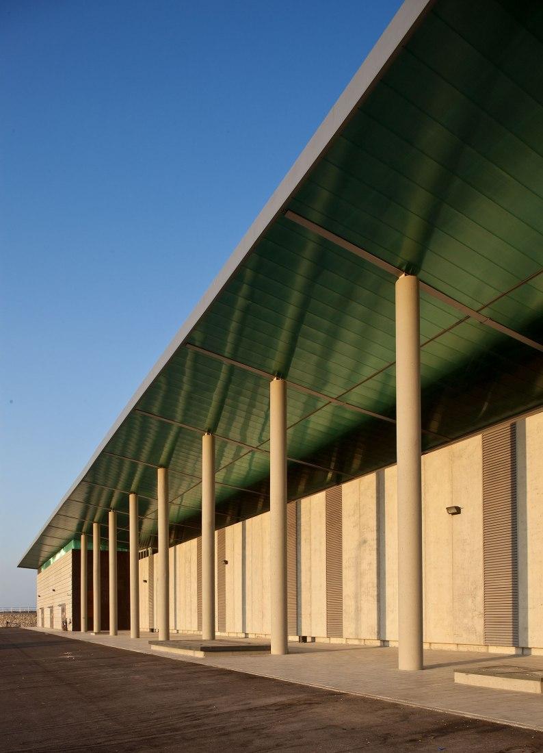 Centro de tratamiento de residuos por A. Lerman Architects. Fotografía por Amit Geron Photography