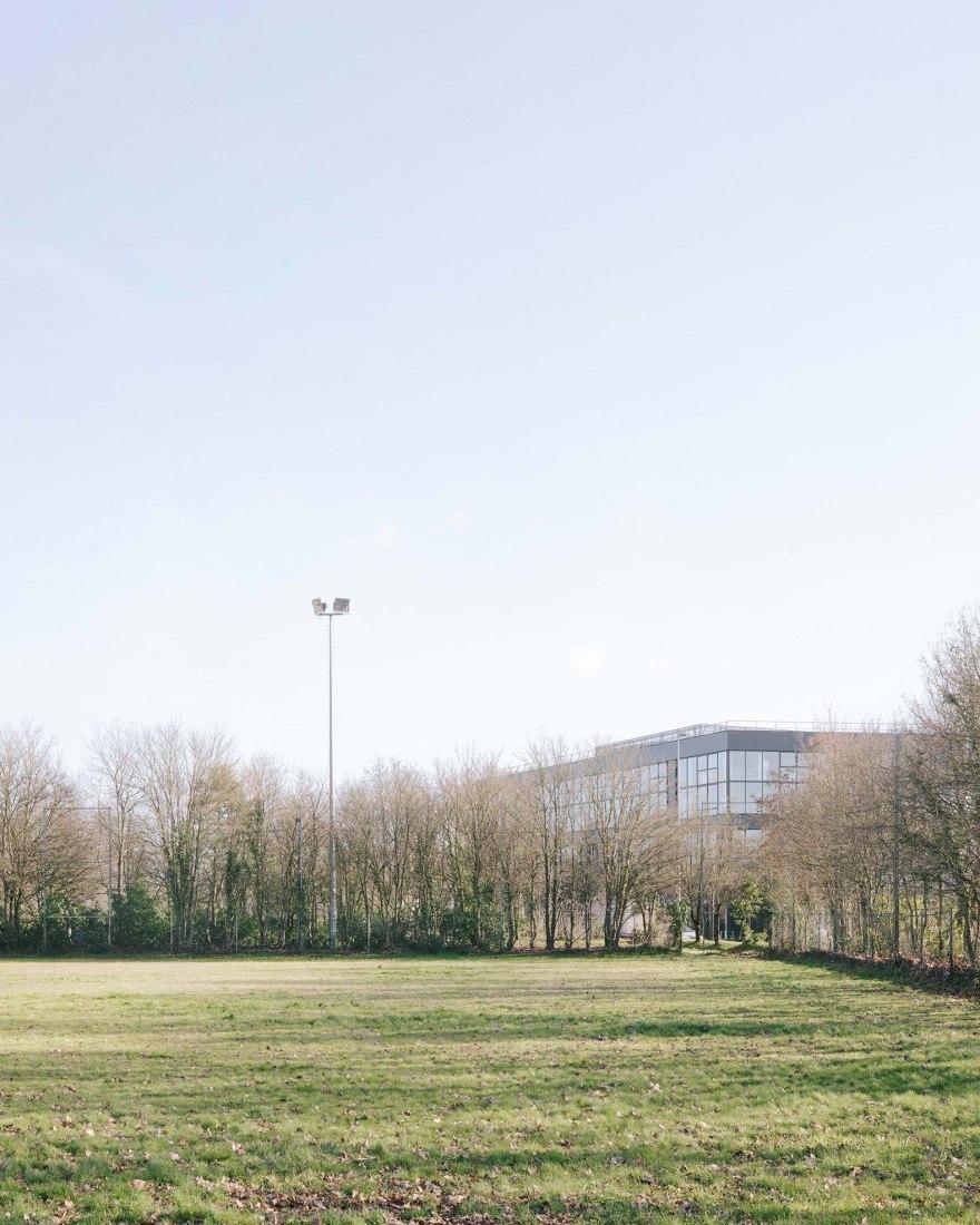 Westside-Rennes por a/LTA Architects. Fotografía por Charly Broyez