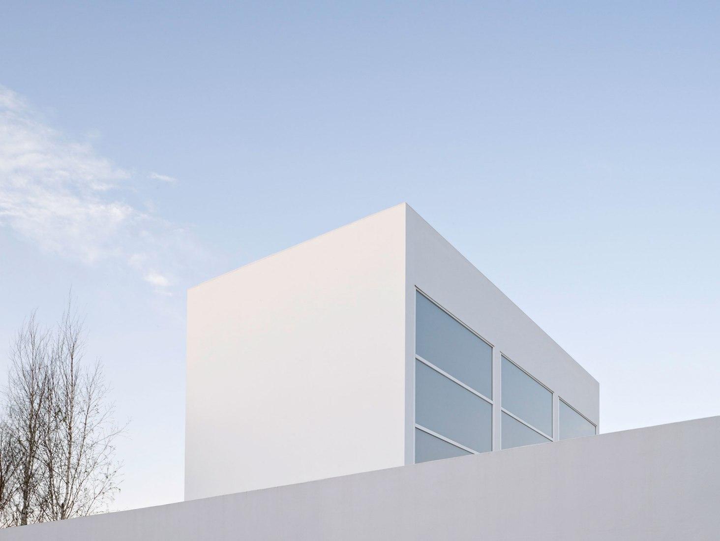 Casa Moliner por Alberto Campo Baeza. Fotografía por Javier Callejas