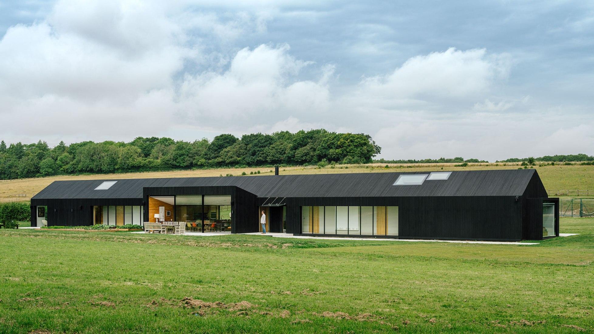 A house by Alberto Marcos_AMPS Arquitectura y Diseño. Photograph by Imagen Subliminal (Miguel de Guzmán + Rocío Romero).
