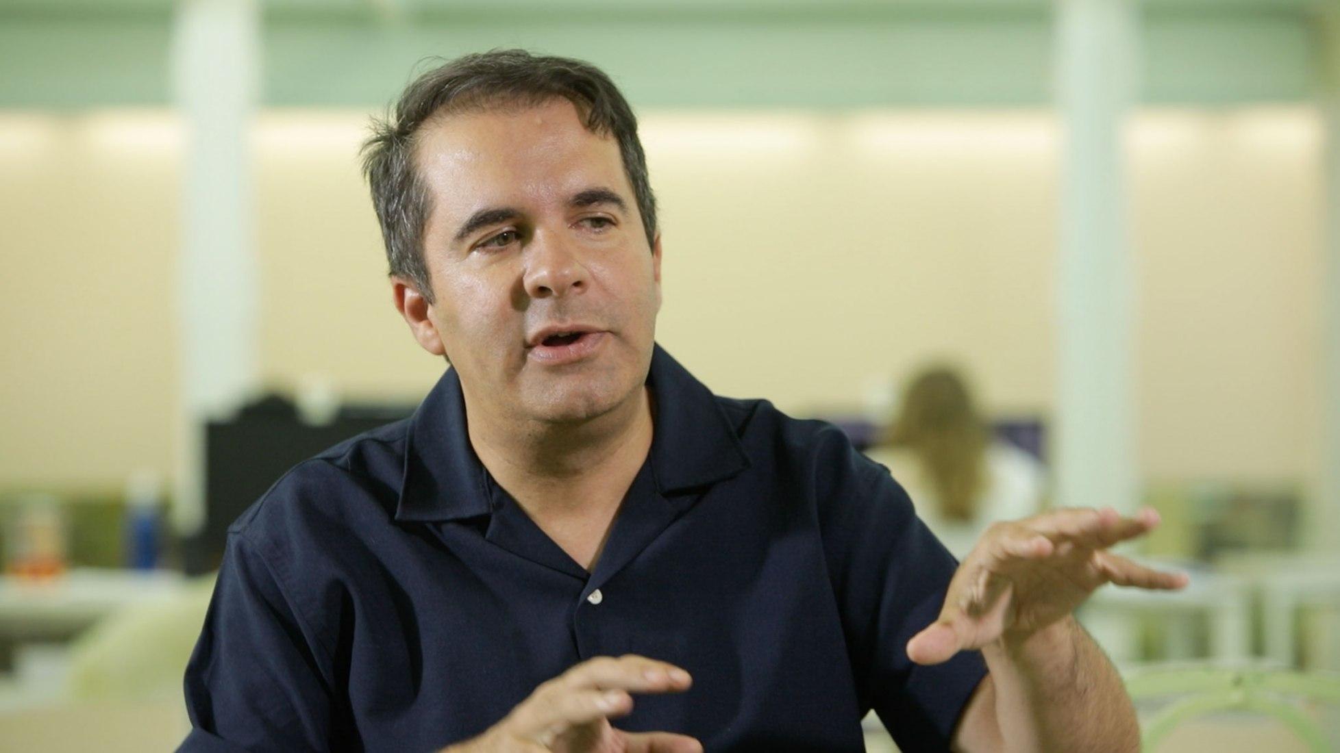 Una conversación con Andrés Jaque.