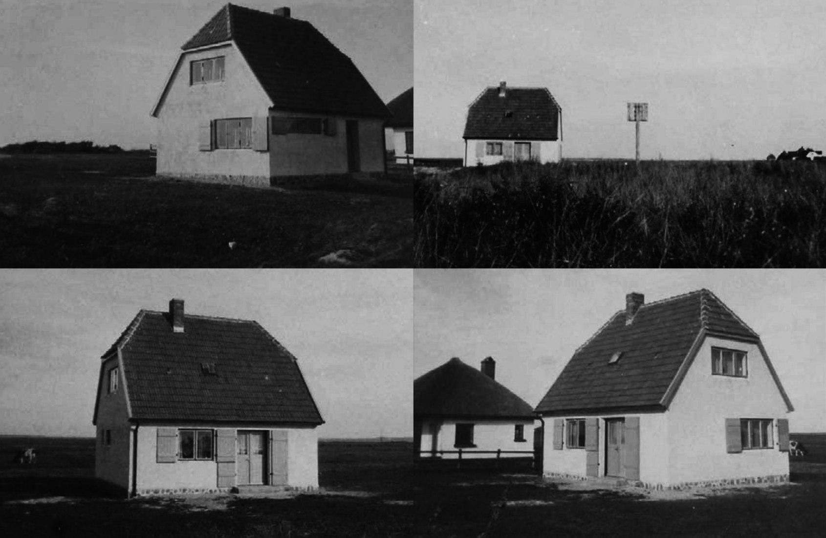 Karl Haertel House designed by Annemarie Wilke, between 1936-1937.