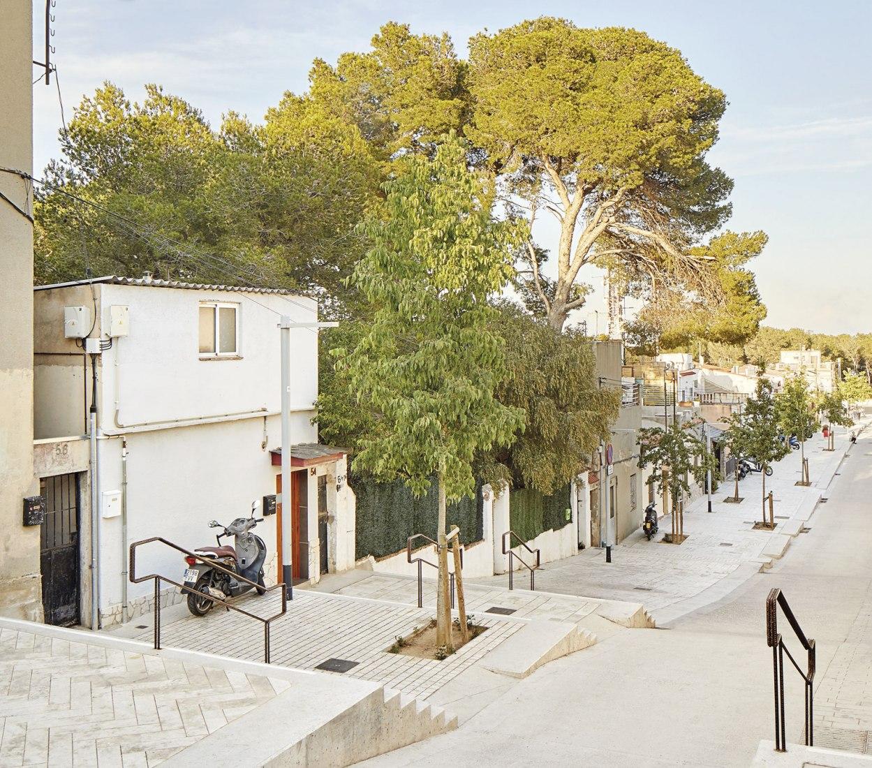 CALLE PLAZA - ARB0350. Barcelona, España. Ramon Bosch i Pagès - Elisabet Capdeferro i Pla - bosch.capdeferro arquitectura. Fotografía por José Hevia
