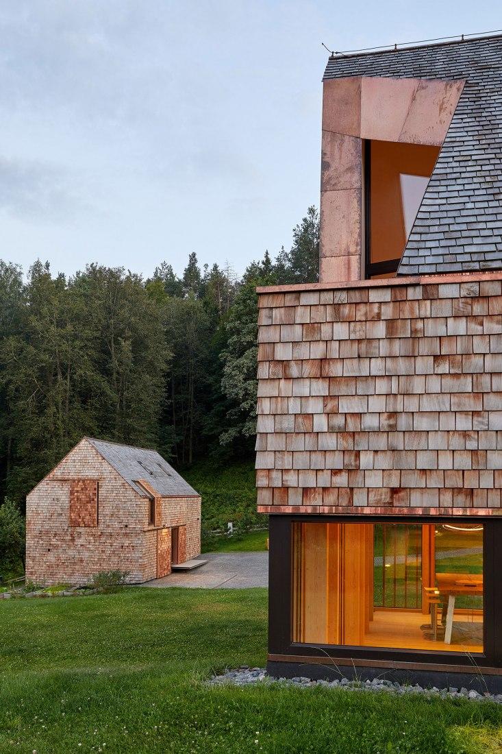 Cedar House por Arches. Fotografía por Norbert Tukaj