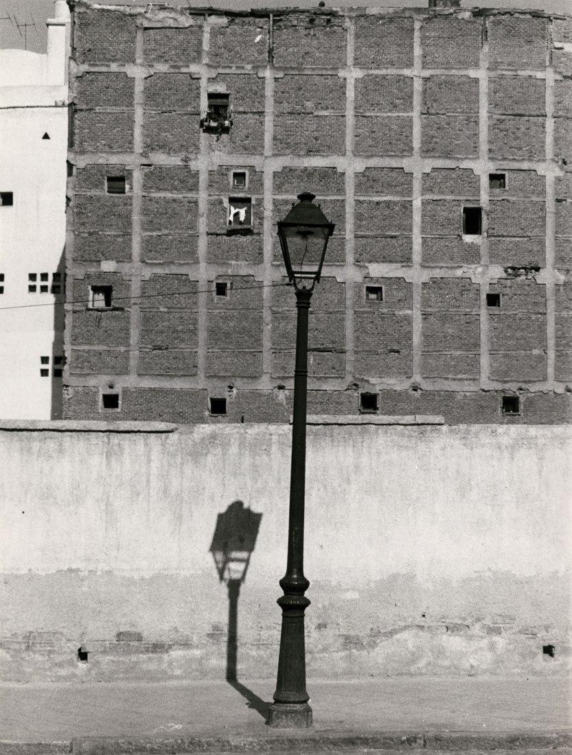 Francisco Gómez [Alrededores de la Avenida de América. Madrid], 1961 Silver gelatin, vintageprint, 24x18 cm © Archivo Paco Gómez / Fundación Foto Colectania