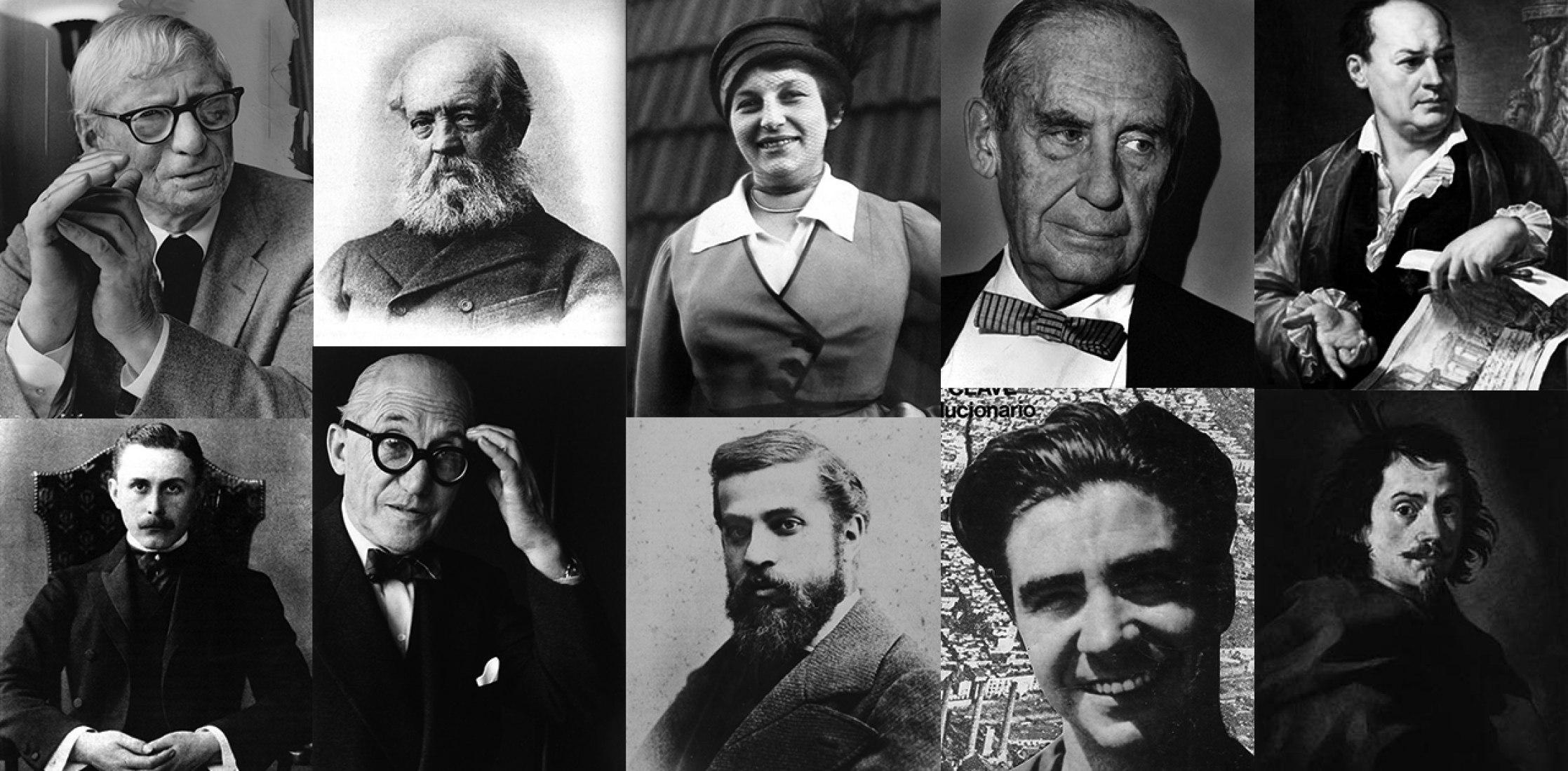10 muertes de arquitectos