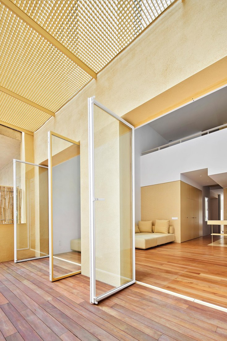 Dúplex en Sant Gervasi por Arquitectura-G. Fotografía por José Hevia