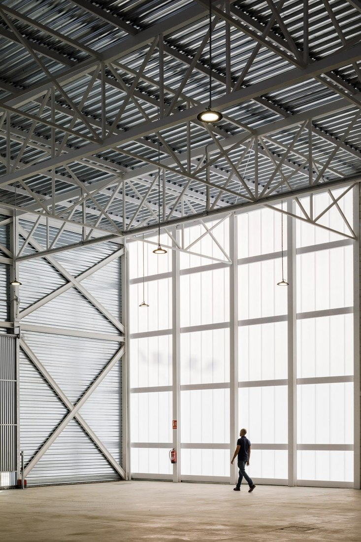 Brigadas & Promedio Centro por Estudio Arquitectura Hago. Fotografía por Fernando Alda