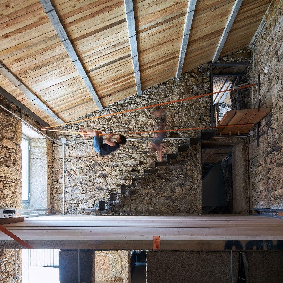 Casa O Fieiro por Arturo Franco. Fotografía por Alfonso Quiroga