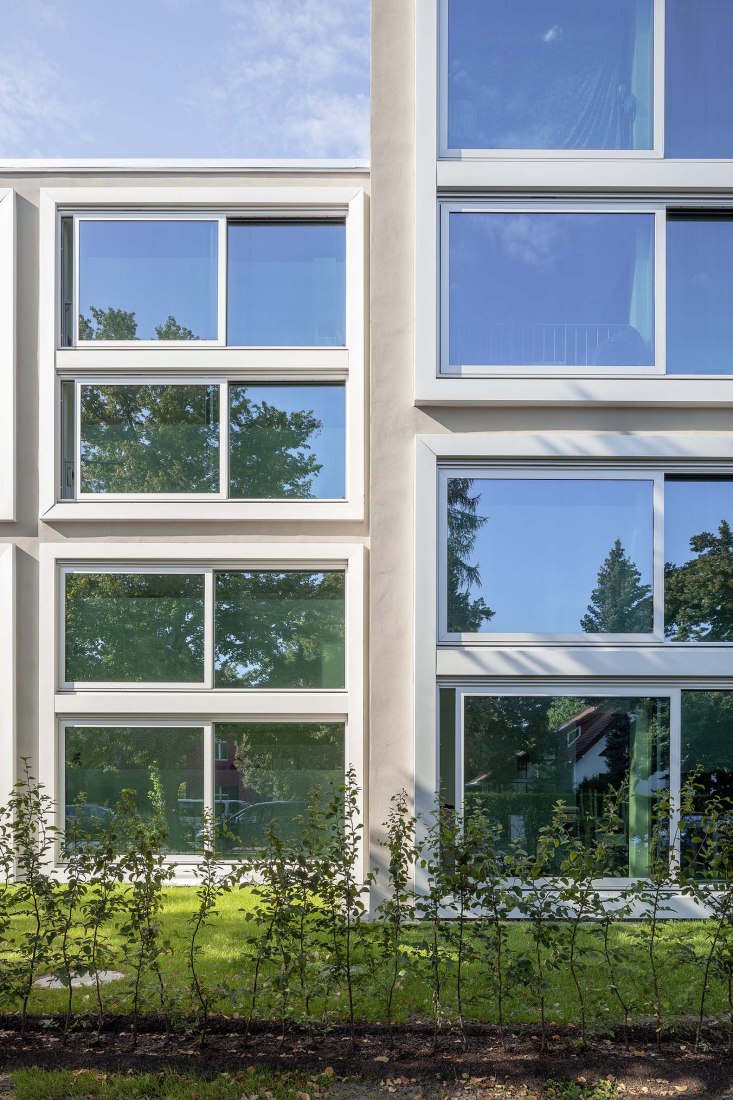 Henry Koerner Hall, Bard College Berlin by Atelier Kempe Thill. Photograph by Ulrich Schwarz