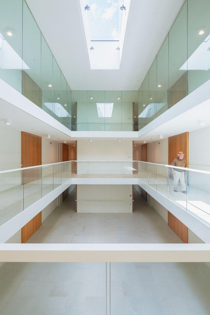 Centro de cuidado residencial por Atelier Kempe Thill. Fotografía por Ulrich Schwarz