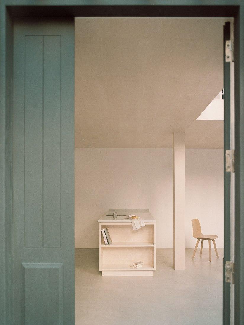 Jean Moulin Atelier-House por Atelier NEA. Fotografía por Lorenzo Zandri