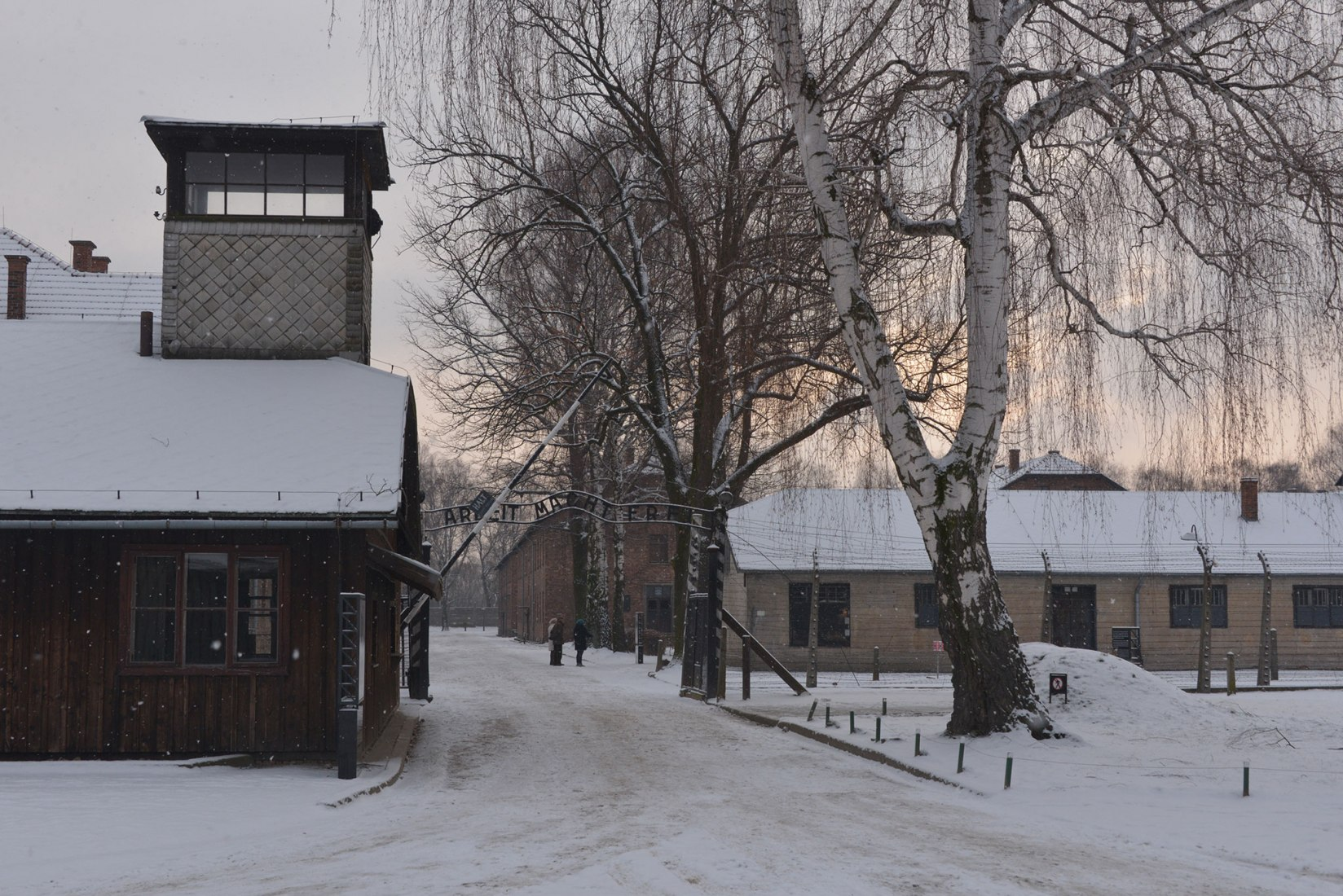 Auschwitz Not Long Ago Not Far Away The Strength Of Architecture