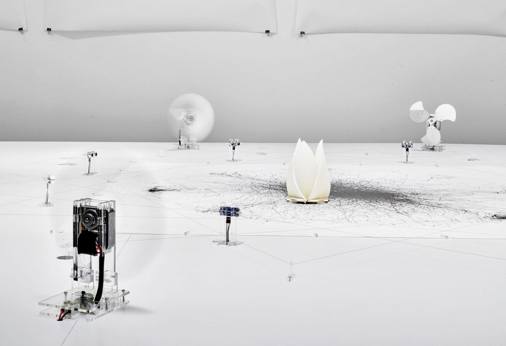 Auto-màtic: una exposición que explora las implicaciones de la automatización en la arquitectura. Auto-màtic ©Fotografía por Jose Hevia
