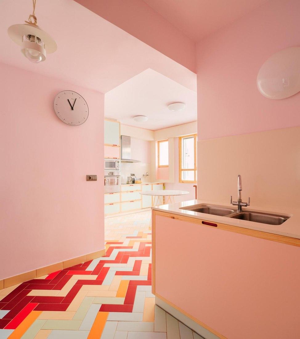 Apartamento Mixtape por AZAB. Fotografía por Luis Díaz Díaz
