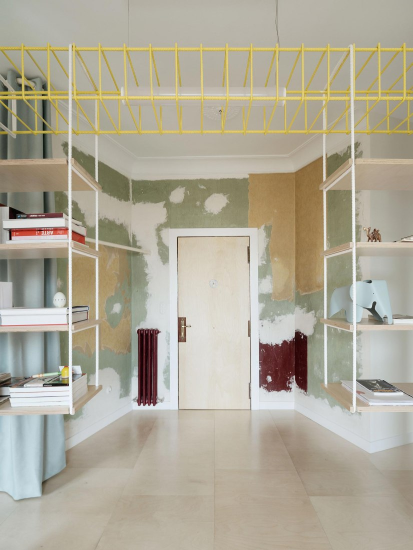 READY-MADE HOME. Assay of new domesticities by AZAB. Photograph by Luis Díaz Díaz