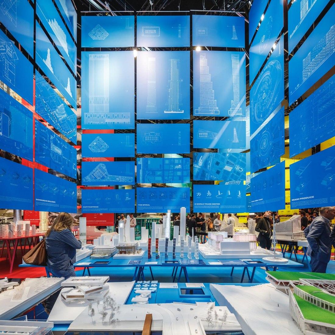 Formgiving exposición en el Centro Danés de Arquitectura. Fotografía por Rasmus Hjortshøj