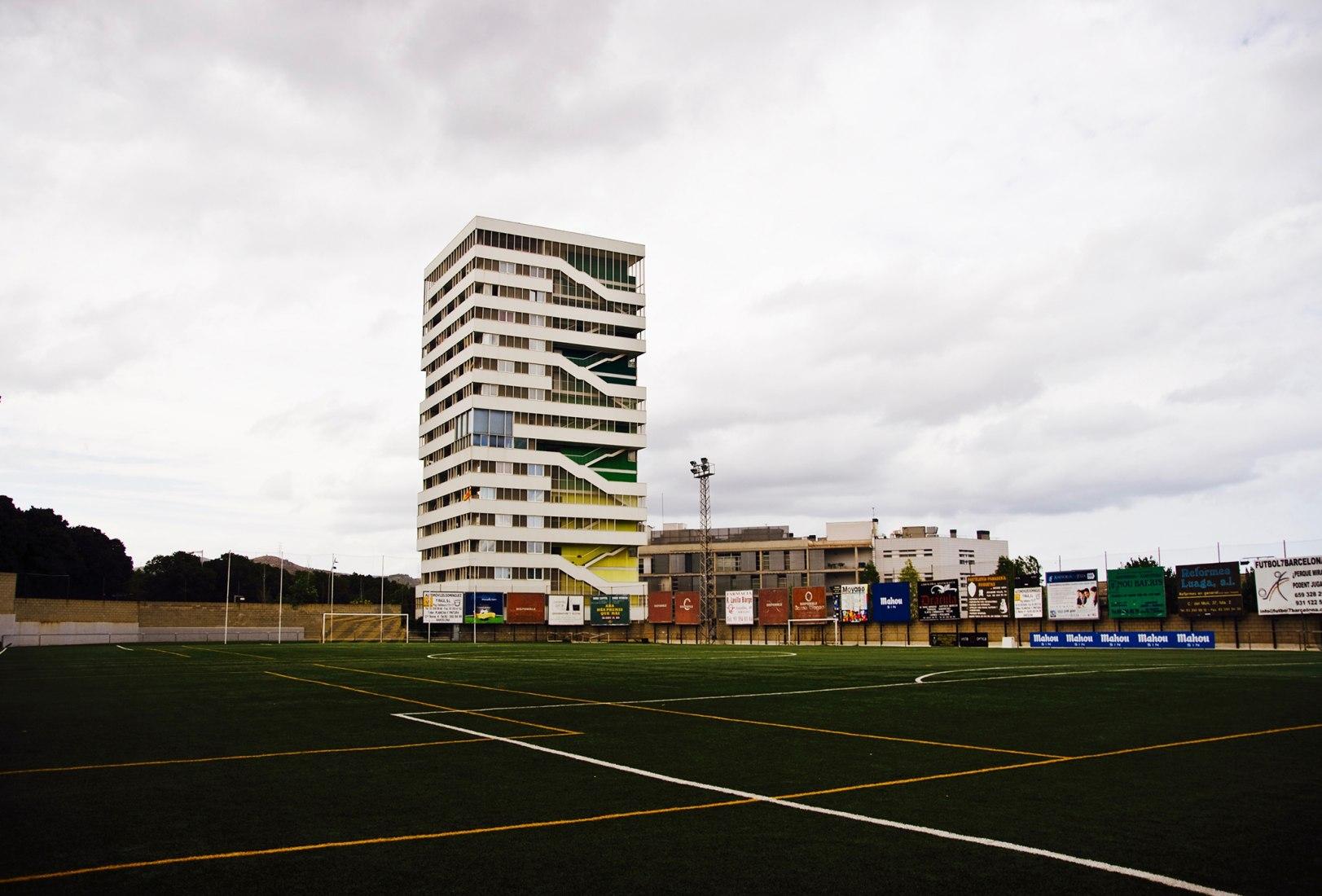 Torre Júlia por Sergi Pons, Pau Vidal y Ricard Galiana. Fotografía cortesía de Pati Núñez Agency.