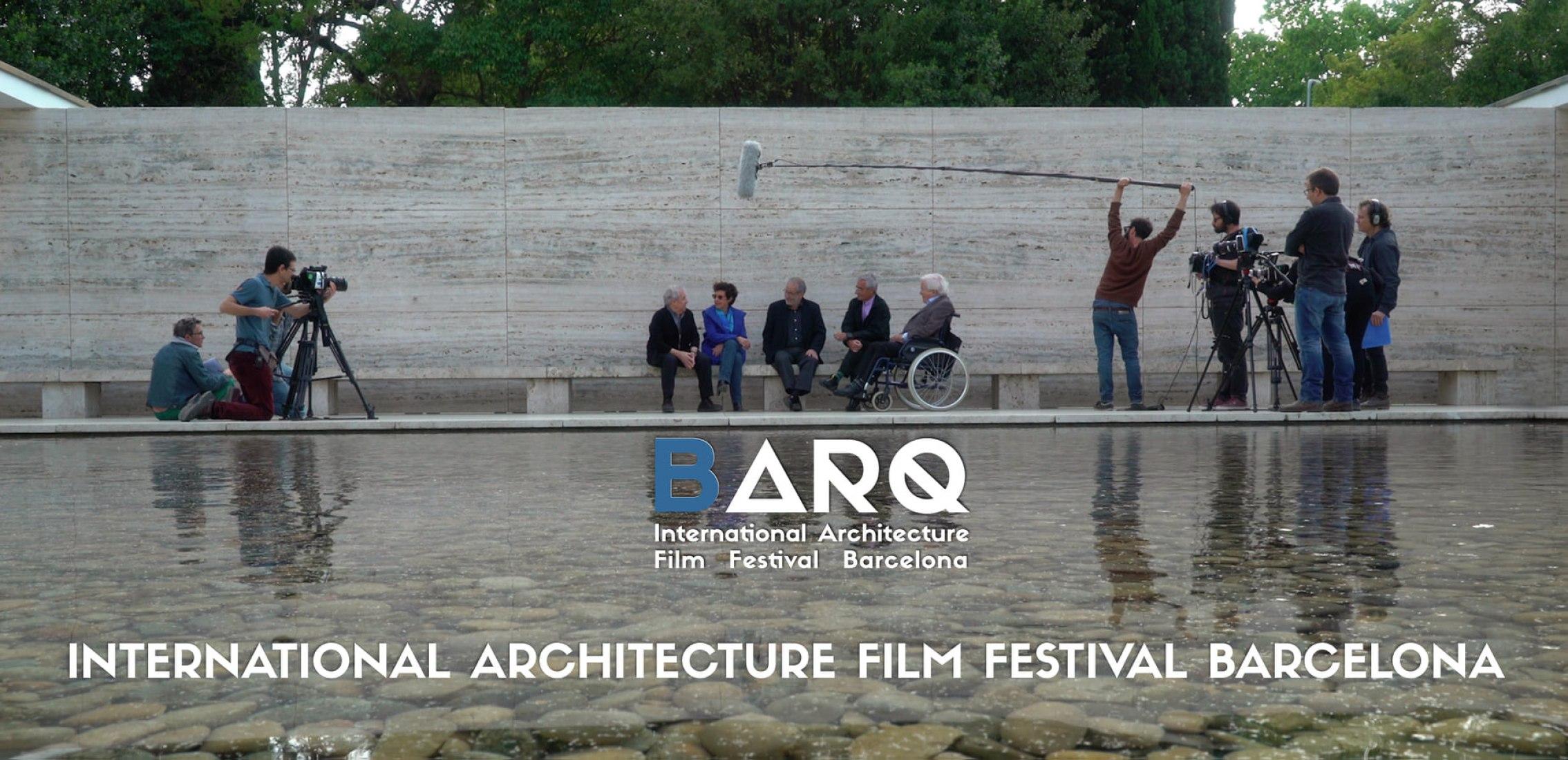 BARQ Festival – Festival Internacional de cine de arquitectura de Barcelona. 1ra Edición