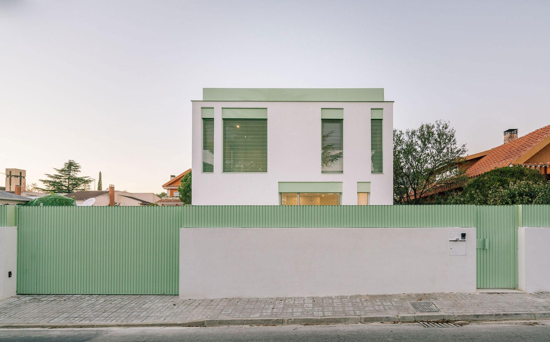 Casa Ninette por Arenas Basabe Palacios arquitectos. Fotografía © ImagenSubliminal (Miguel de Guzmán + Rocío Romero)