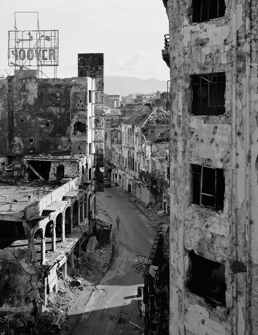 Beirut, 1991.