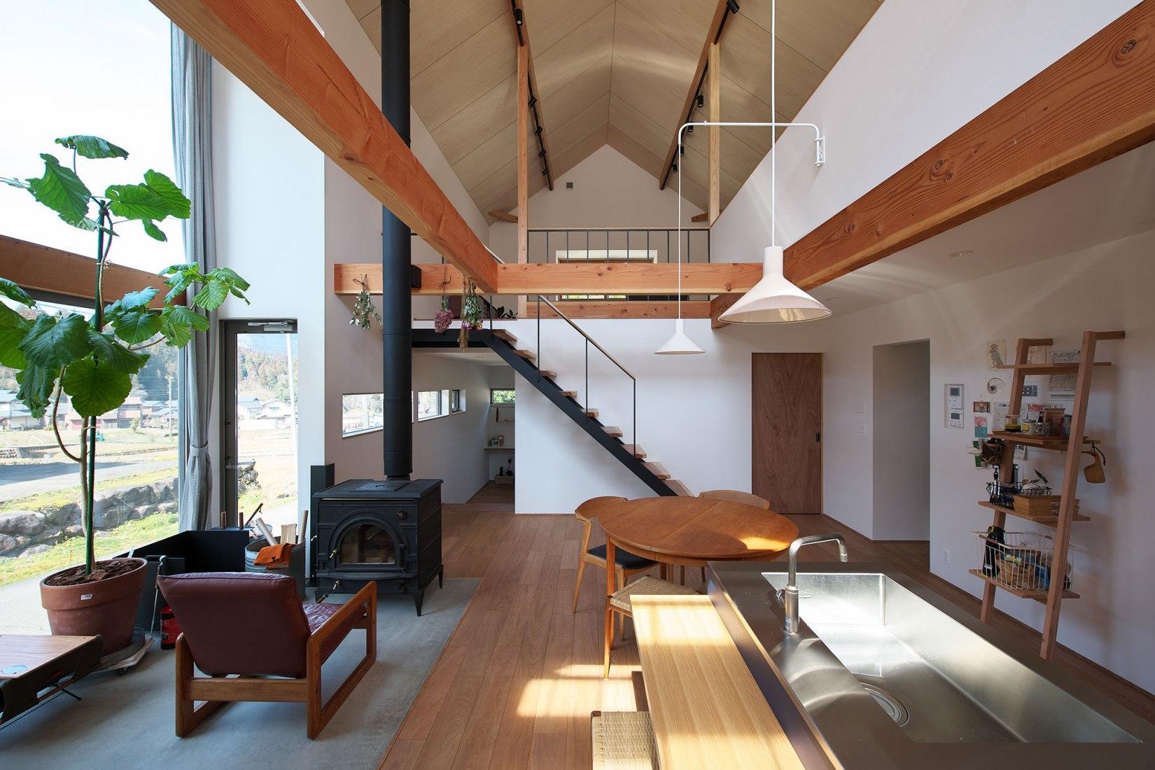 Casa H por BAUM. Fotografía por Naoki Myo - MOv