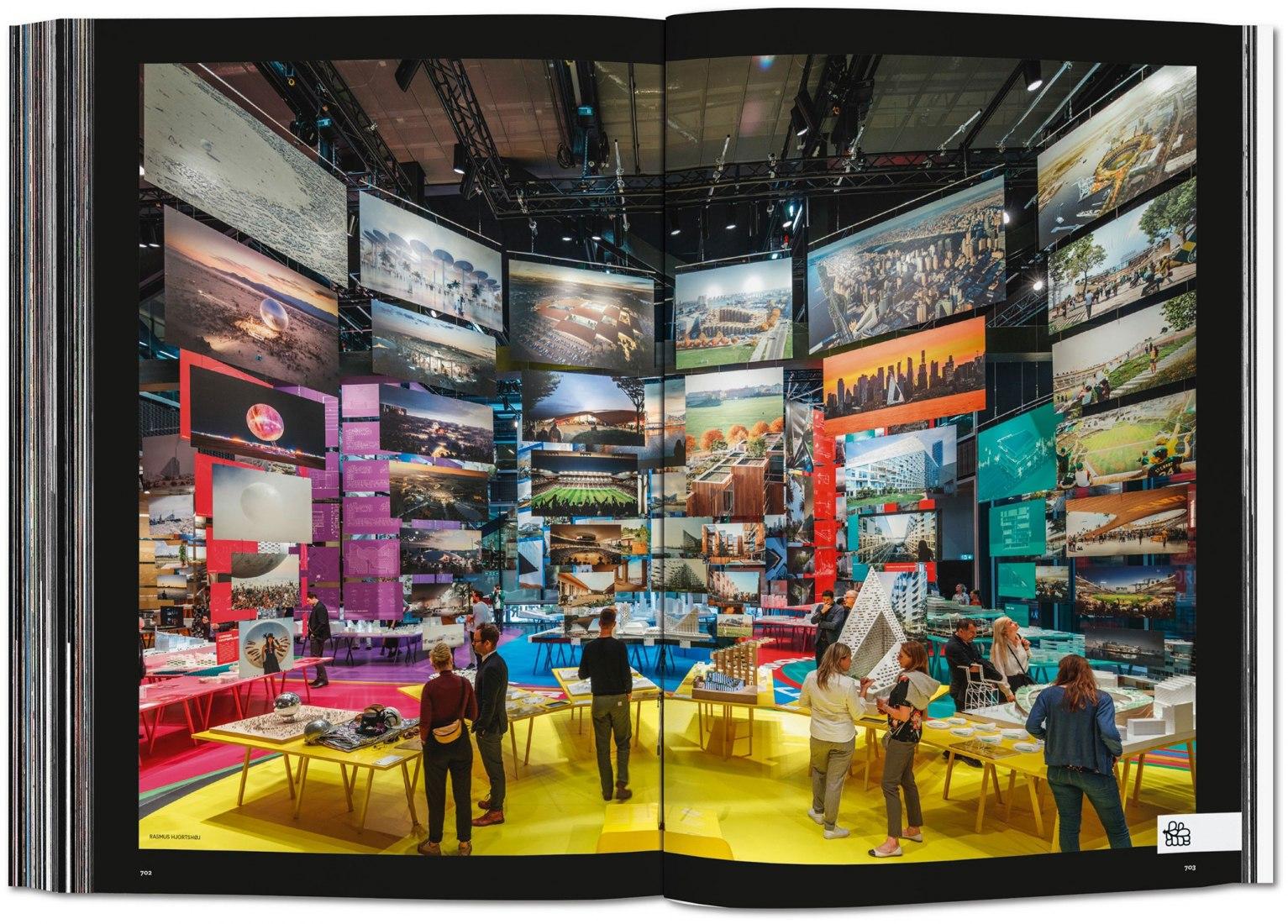 Páginas interiores. Formgiving - An Architectural Future History por BIG-Bjarke Ingels Group