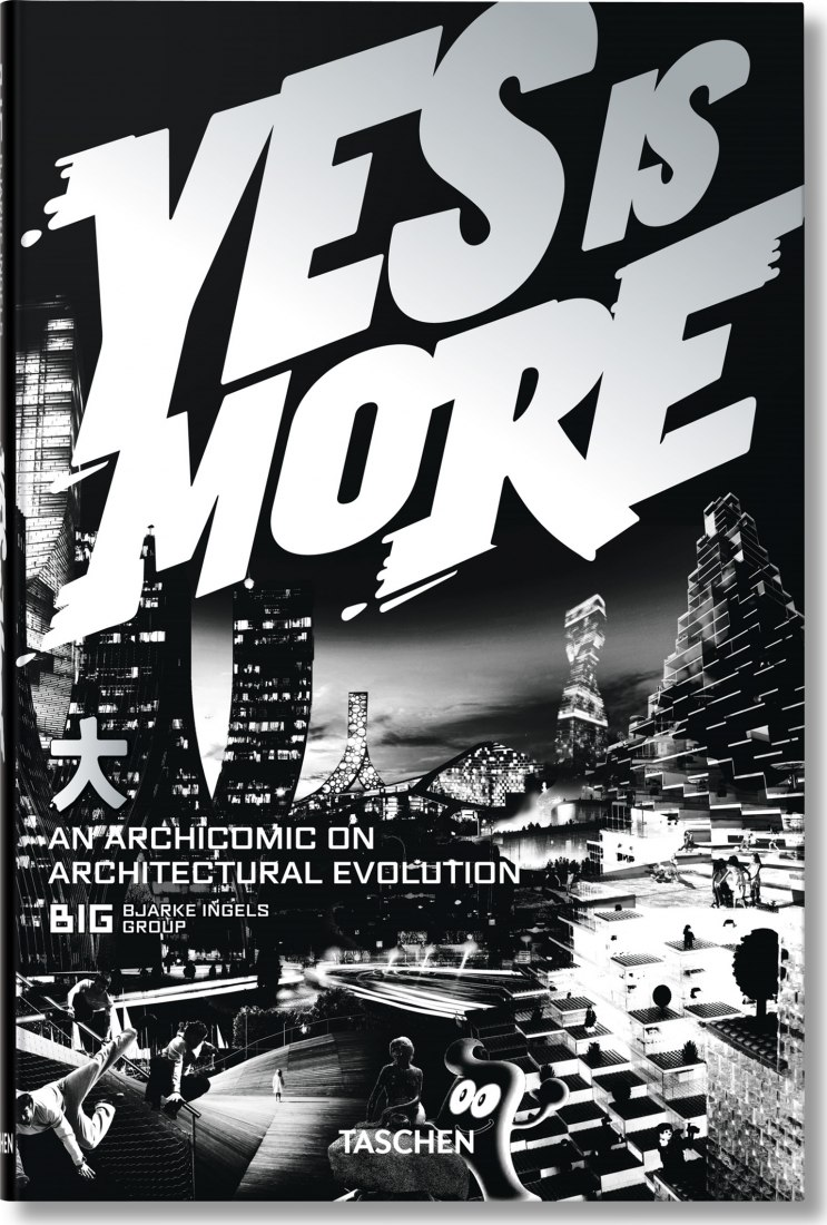 BIG's Yes is More now available for iPad by Bjarke Ingels